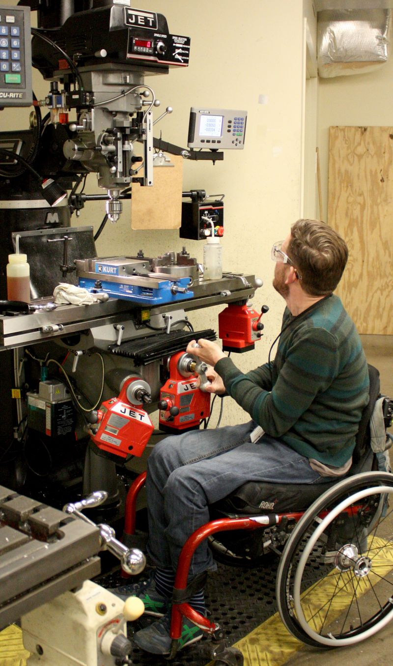People with Disabilities Achieving Career Employment center