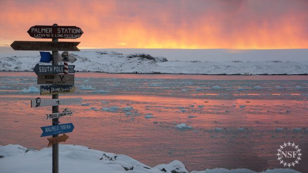 Palmer Stations in Antarctica